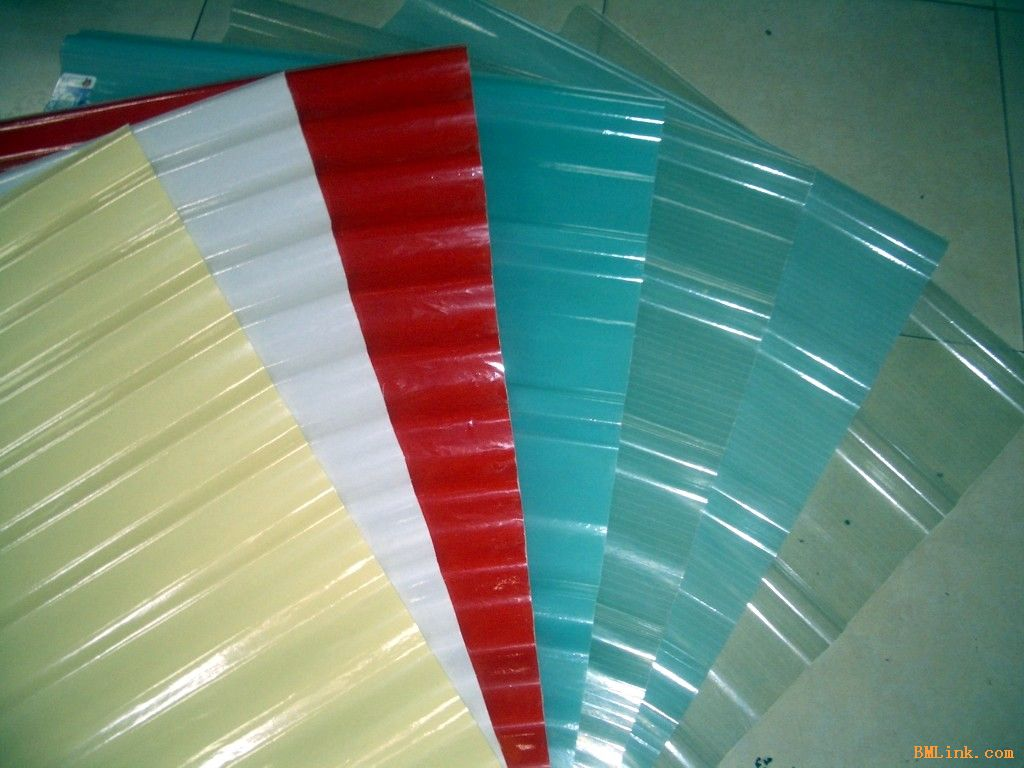 FRP lighting tile _ glass steel plate